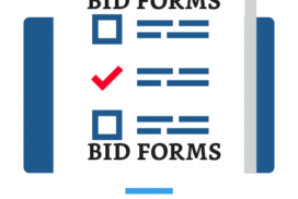 BID FORMS - Secure Area